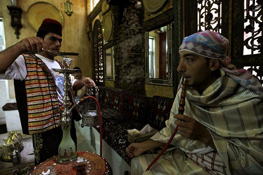 В Турции введен запрет на курение кальяна в общественных местах