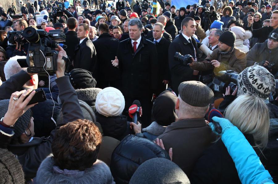 СМИ: Киев винит Москву, чтобы отвлечь украинцев от настоящих проблем