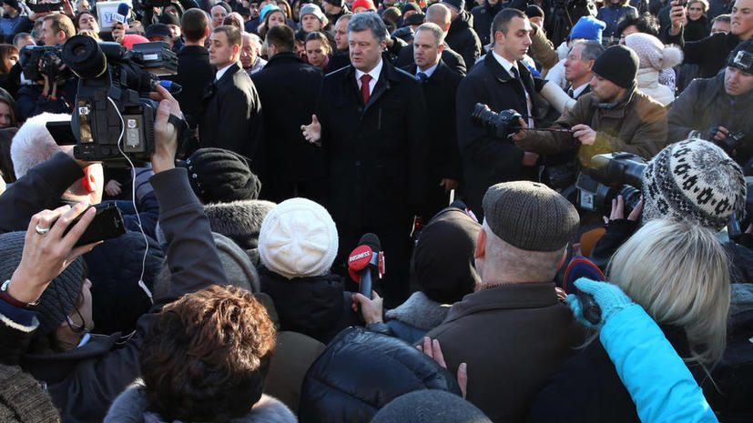 BBC: Украинцы разочарованы новым правительством