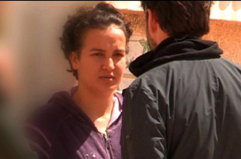 Сторонницу FEMEN из Туниса держала в плену собственная семья