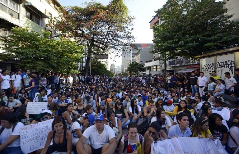 Николас Мадуро объявил охоту на «фашистов» и «американских марионеток»