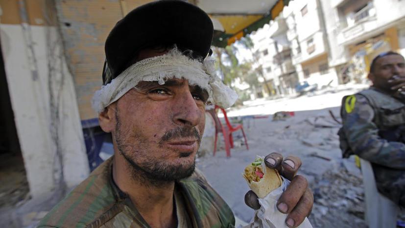 Западная группа поддержки оппозиции в Сирии потерпела фиаско