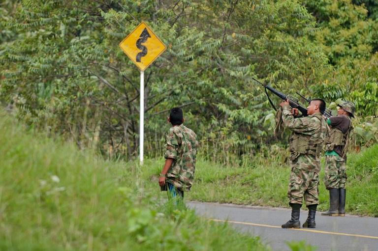 17 человек пострадали в результате теракта в Колумбии