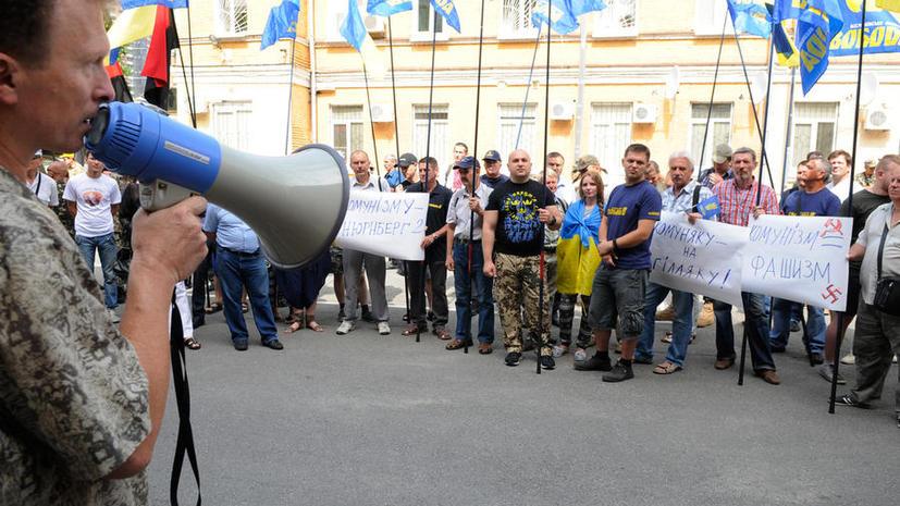 ВВС: Закон об осуждении коммунизма толкает Украину в новые заблуждения