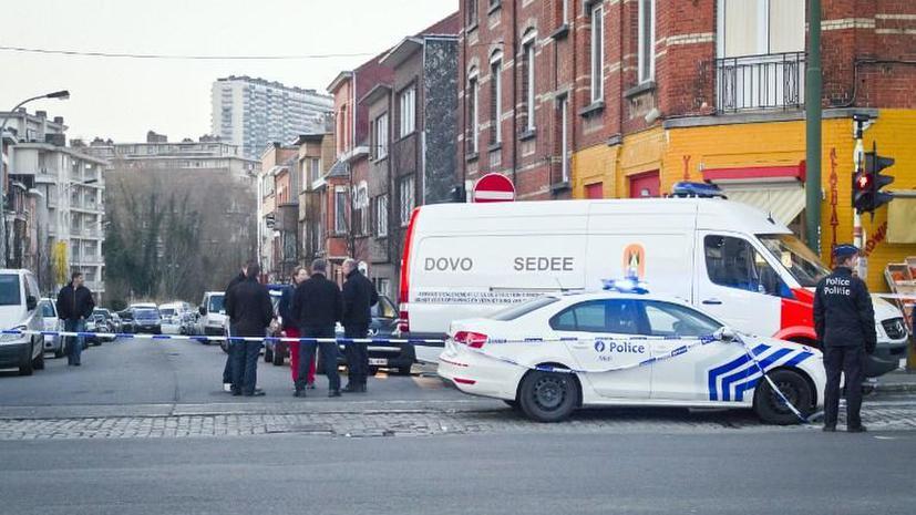 В Бельгии убит мужчина, готовивший теракт на территории Европы