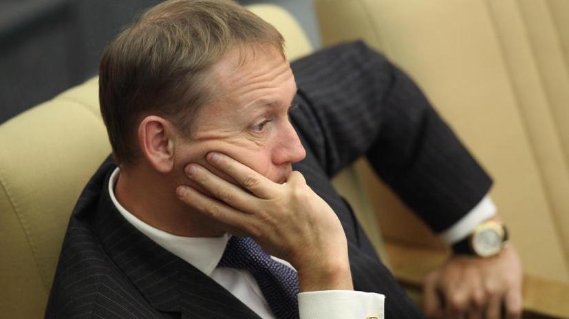 Андрей Луговой выходит из процесса по делу Александра Литвиненко