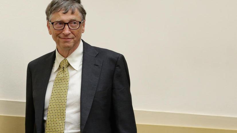 Билл Гейтс решил оставить детей без наследства