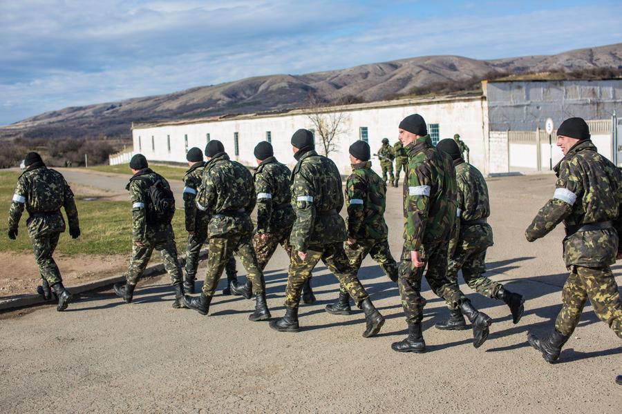 Командование украинского батальона морской пехоты в Феодосии задержано из-за угрозы диверсий