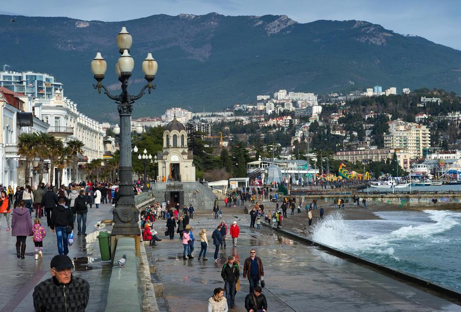 Евродепутаты впервые приедут на крупный экономический форум в российский Крым
