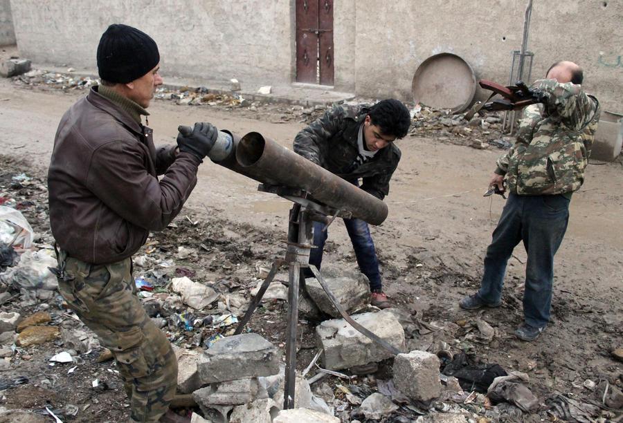США будут поставлять оружие сирийской оппозиции