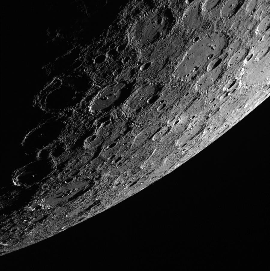 Кратер на Меркурии назвали именем Джона Леннона
