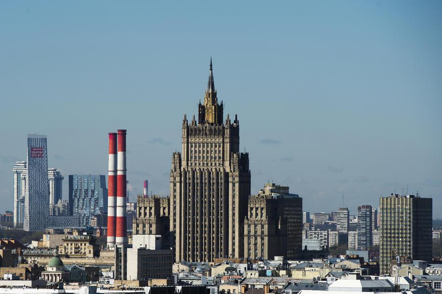 МИД РФ: Беспокойство на Западе должна вызывать только позиция Украины
