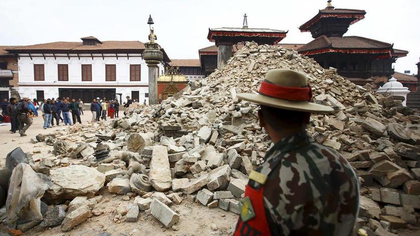 Фото Непала до и после катастрофы: масштабы разрушений объектов Всемирного наследия ЮНЕСКО