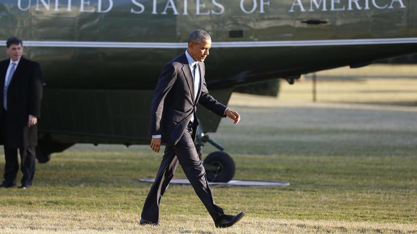 Барак Обама не собирается препятствовать легализации марихуаны в США