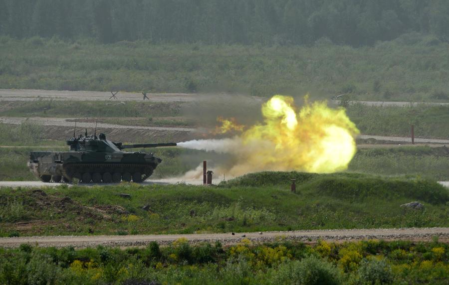 Сегодня открывается Международный военно-технический форум «Армия-2015»