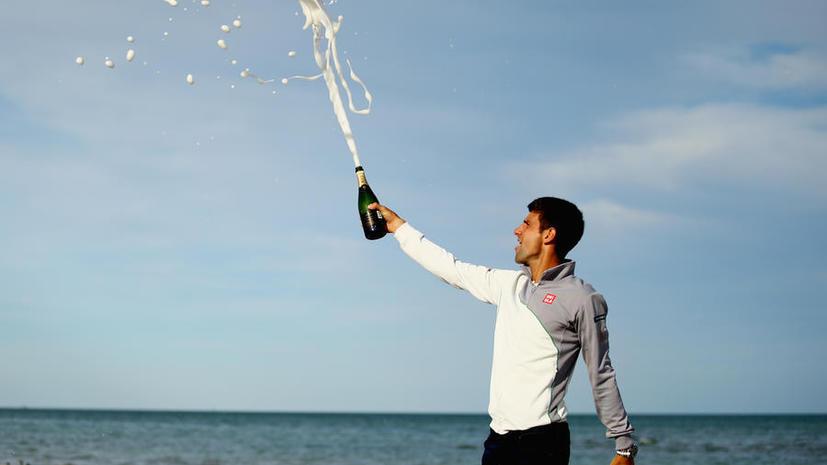 Откупоривание шампанского — ключ к решению мировых энергетических проблем