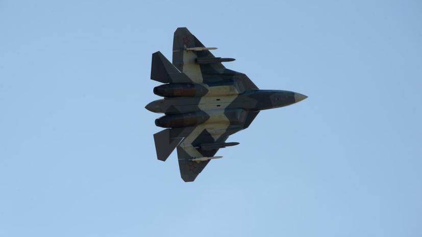 «Летающий робот» российских ВВС: стелс-истребитель пятого поколения Т-50