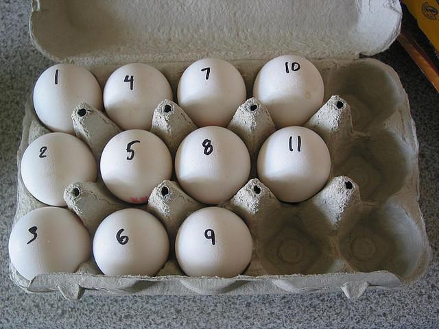 Ученые: яичный белок понижает давление