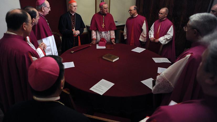 Предтеча апокалипсиса: Кардиналы ищут преемника Бенедикта XVI