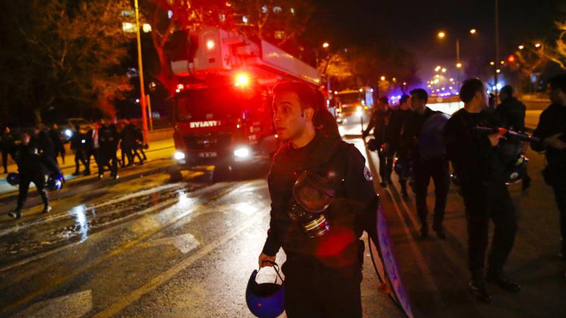 Взрыв прогремел в Анкаре, более 20 человек погибли