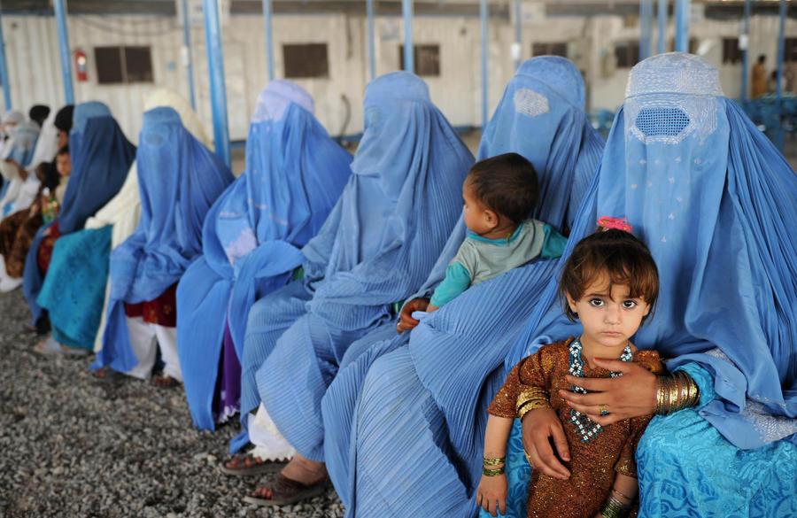 В Афганистане переполнены тюрьмы для женщин, осуждённых за аморальное поведение