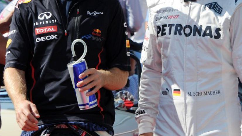 Себастьян Феттель стал трехкратным чемпионом мира, а Михаэль Шумахер завершил карьеру