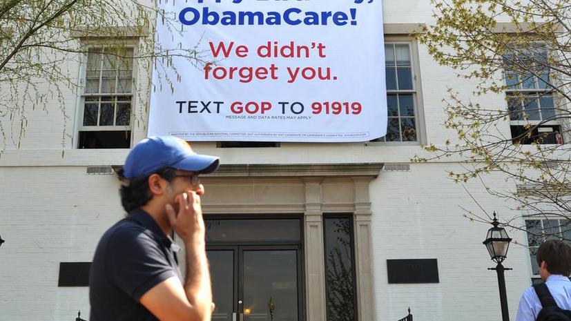 Около 2 млн американцев потеряют работу из-за программы по развитию здравоохранения