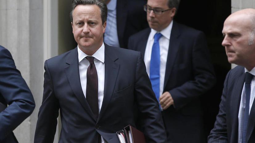 Дэвид Кэмерон: Великобритания готова сотрудничать с Россией в деле борьбы с ИГ