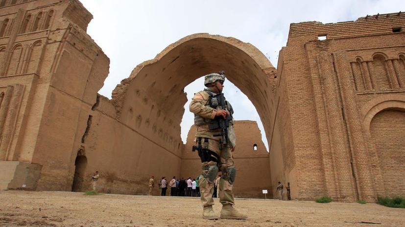Ирак зазывает туристов вратами Ктесифона