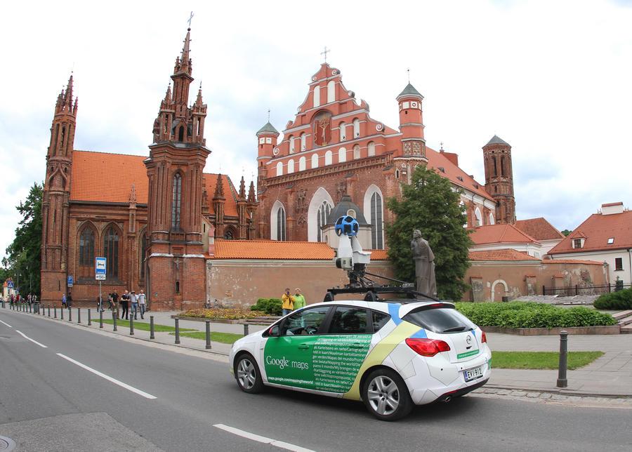 Google заплатила рекордный штраф за съёмку итальянских улиц для проекта Street View