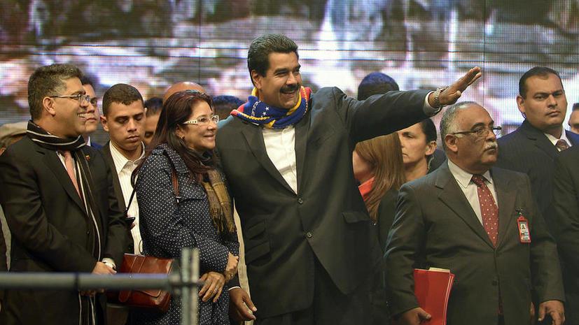 Новое правительство Венесуэлы готово к возобновлению дипломатических отношений с США