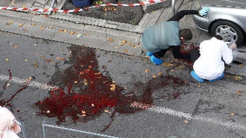 Иммигрант из Ганы с помощью кирки устроил в Милане кровавую бойню