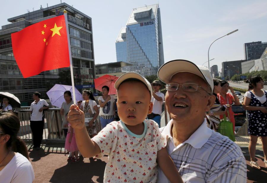 Китай отказался от принципа «одна семья — один ребёнок»