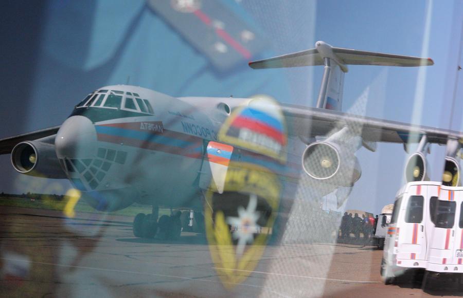 Верховного судью Вячеслава Лебедева после ДТП в Африке перевезут в Россию на самолёте МЧС
