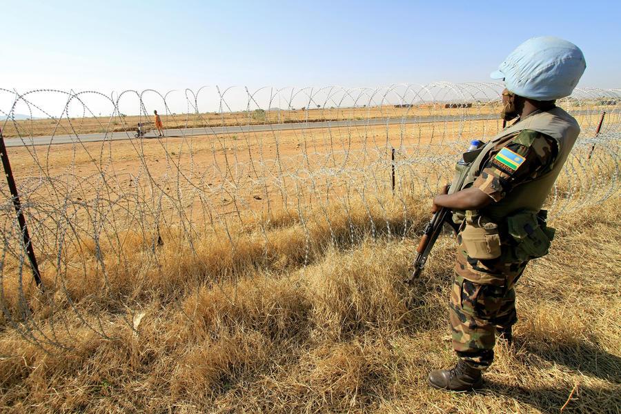 В Судане убиты семь миротворцев, 17 получили ранения