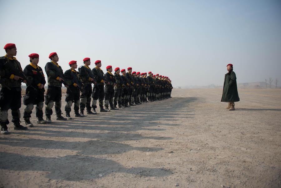 Китай проведёт первые испытания своей онлайн-армии
