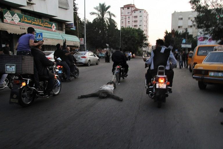 В Газе расстреляны шесть человек, которые указывали цели израильской авиации