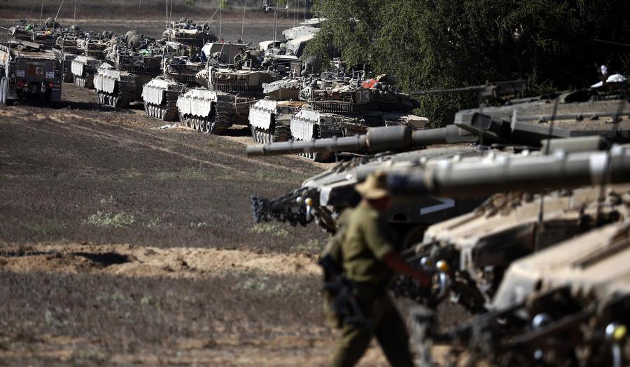 Израиль решил на 7 часов прекратить огонь по сектору Газа