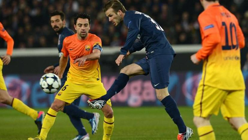 Лига чемпионов: «Барселона» сыграла вничью с ПСЖ, а «Бавария» победила «Ювентус»
