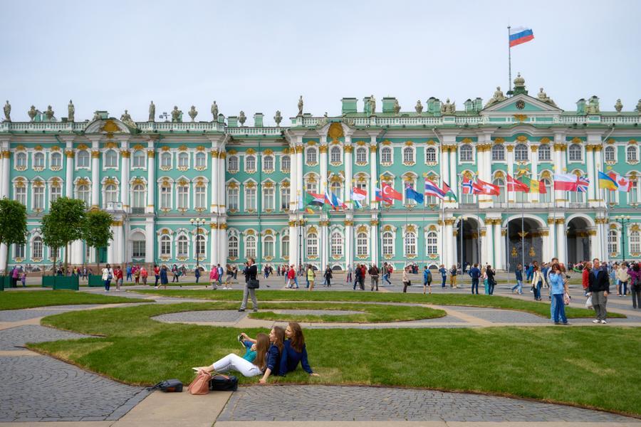 Санкт-Петербург признан ведущим туристическим направлением в Европе