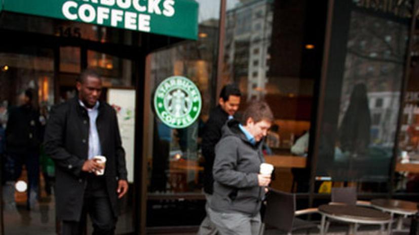 Starbucks недоплатила в казну Британии более миллиарда фунтов