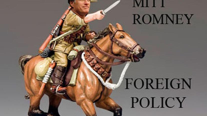 Остроумие Обамы победило милитаризм Ромни