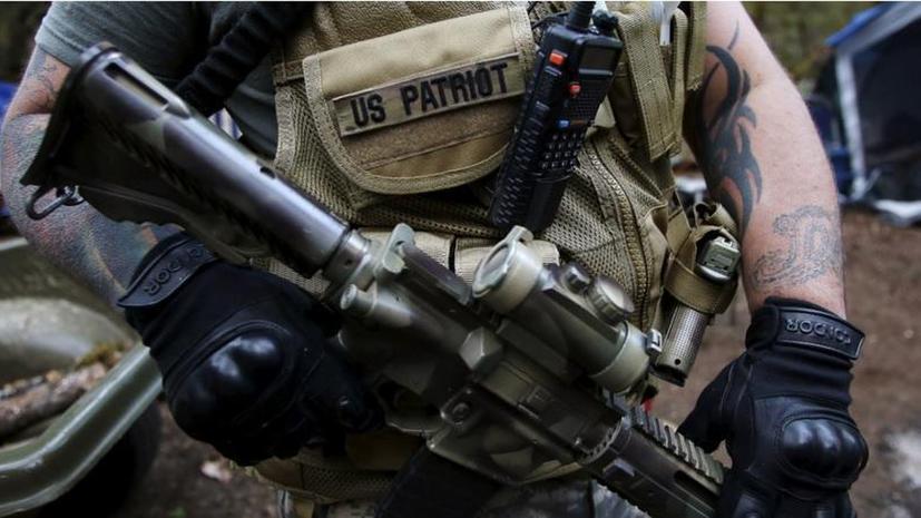 Вооружённые фермеры захватили национальный парк в штате Орегон, протестуя против правительства США