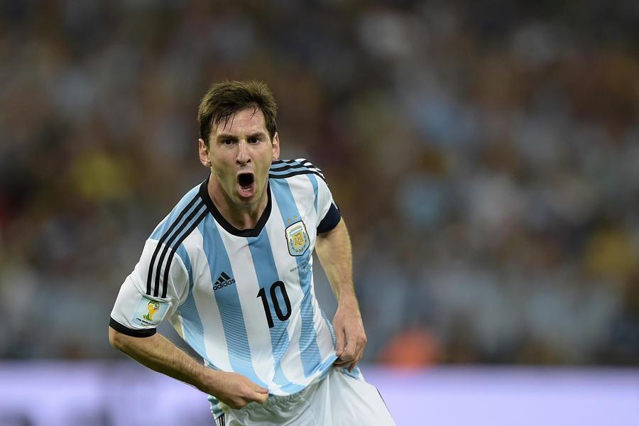 Гол Месси и победа Аргентины — самые обсуждаемые темы в соцсетях по итогам третьего дня ЧМ-2014