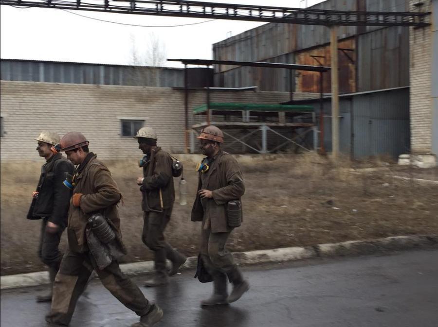 В результате взрыва на шахте в Донецке погибли 32 человека, судьба одного остаётся неизвестной