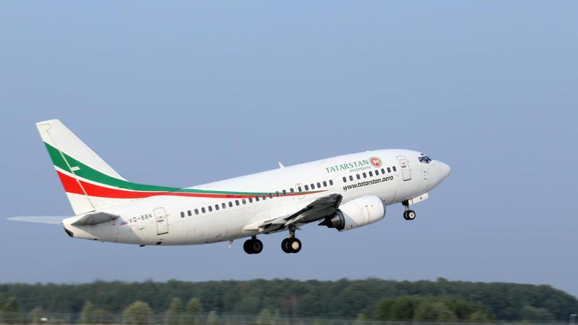 В России могут запретить старые иностранные самолёты