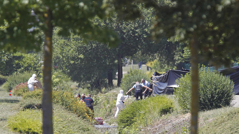 Жители юго-востока Франции боятся новых терактов
