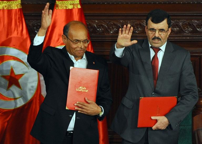 Тунис принял новую демократическую конституцию