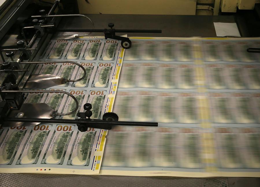 США напечатали новую банкноту достоинством $100