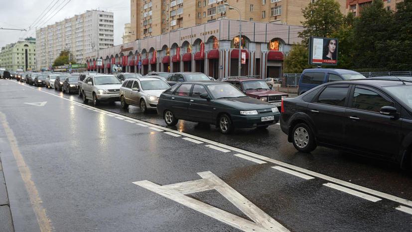 В Москве ликвидируют часть выделенных полос для общественного транспорта